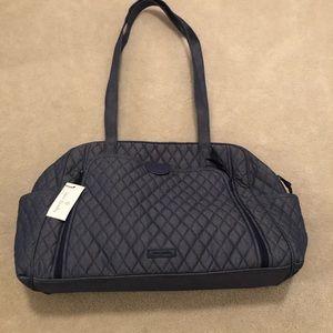 Vera Bradley Navy Baby bag! Never been used!
